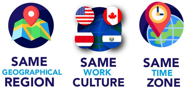 Nearshore Salesforce Culture