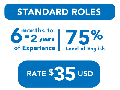 Nearshore Salesforce Roles